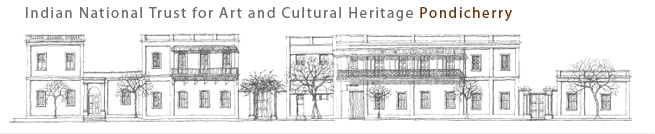 Indian National Trust for Art and Cultural Heritage Pondicherry